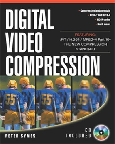 9780071424875: Digital Video Compression (Digital Video and Audio)