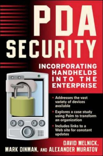9780071424905: PDA Security : Incorporating Handhelds into the Enterprise