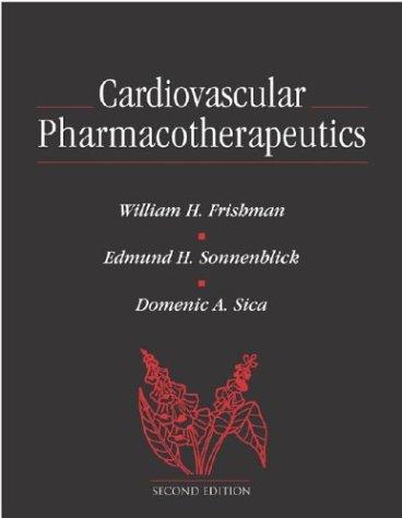 9780071426503: Cardiovascular Pharmacotherapeutics