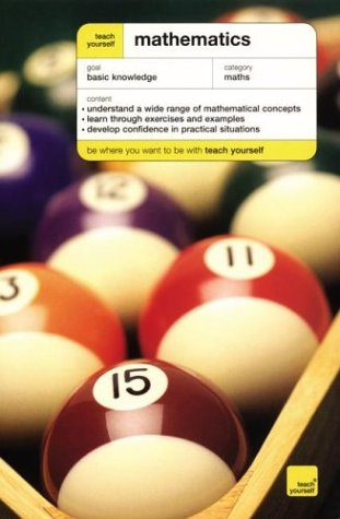 9780071426626: Teach Yourself Mathematics