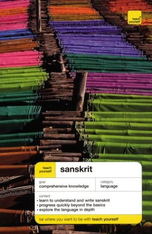 9780071426664: Teach Yourself Sanskrit Complete Course