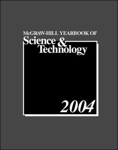 9780071427845: McGraw-Hill 2004 Yearbook of Science & Technology