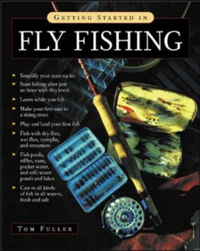 9780071427876: Getting Started in Fly Fishing