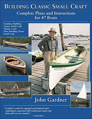 9780071427975: Building Classic Small Craft : Complete Plans and Instructions for 47 Boats