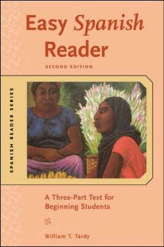 9780071428064: Easy Spanish Reader: A Three-part Text for Beginning Students (Easy Reader Series)