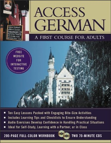 9780071428088: Access German : A First Course for Adults