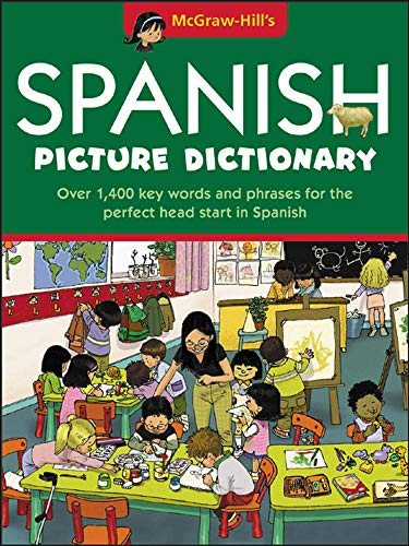 9780071428125: McGraw-Hill's Spanish Picture Dictionary