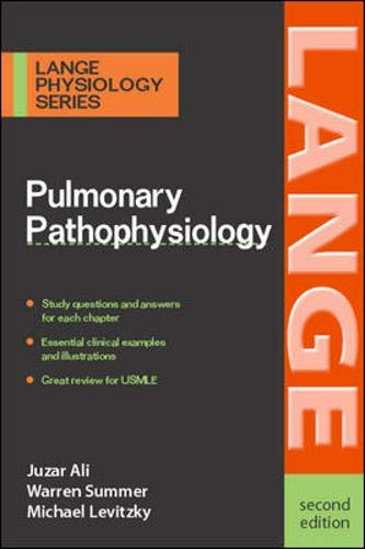 9780071428699: Pulmonary Pathophysiology (Lange Physiology Series)