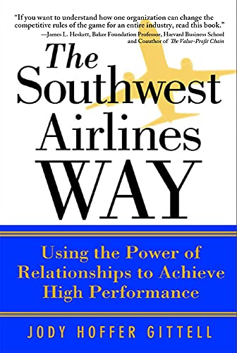 9780071428972: THE SOUTHWEST AIRLINES WAY