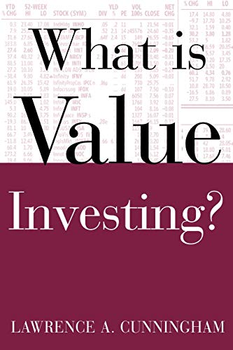 9780071429559: What Is Value Investing?