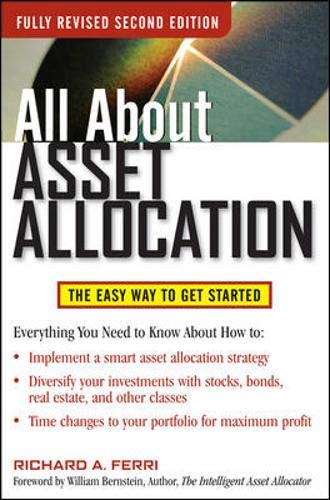 9780071429580: All About Asset Allocation: The Easy Way to Get Started