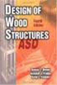 9780071429627: Design of Wood Structures, ASD, 5th Edition Solutions Manual
