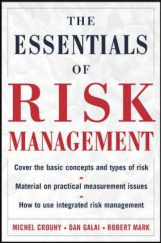 9780071429665: The Essentials of Risk Management: The Definitive Guide for the Non-risk Professional