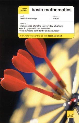 9780071429733: Teach Yourself Basic Mathematics