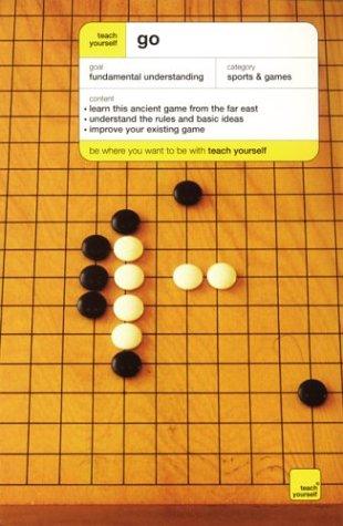 9780071429771: Teach Yourself Go (Teach Yourself: Games/Hobbies/Sports)