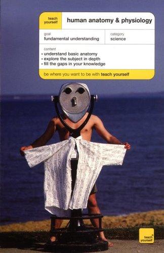9780071429801: Teach Yourself Human Anatomy and Physiology