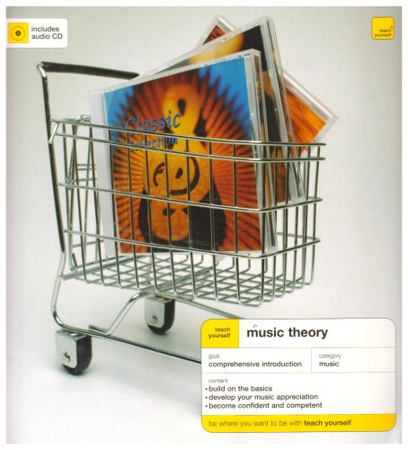 9780071429856: Teach Yourself Music Theory [With CD]