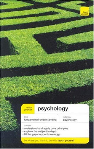 9780071429887: Teach Yourself Psychology