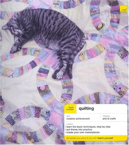 9780071429894: Teach Yourself Quilting