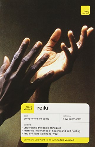 9780071429900: Teach Yourself Reiki