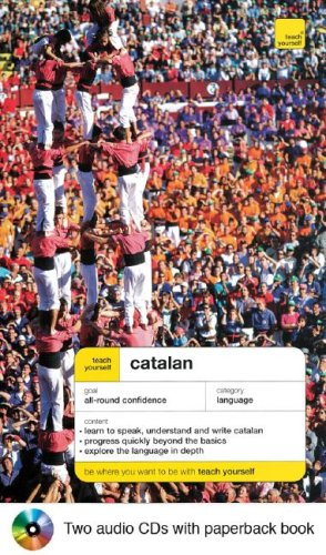 9780071430289: Teach Yourself Catalan Complete Course Package (Book + 2cds)