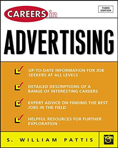 9780071430494: Careers in Advertising