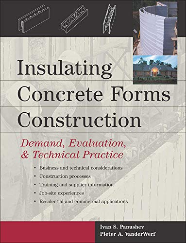 9780071430579: Insulating Concrete Forms Construction : Demand, Evaluation, & Technical Practice
