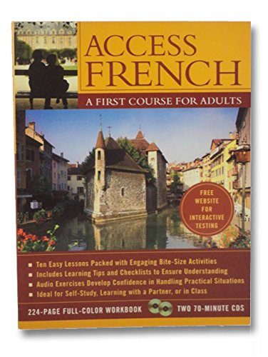 9780071430807: Access French: A First Course for Adults