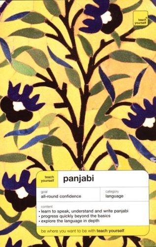 9780071431613: Teach Yourself Panjabi Complete Course