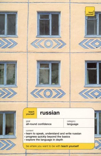 9780071431767: Russian (Teach Yourself (McGraw-Hill))