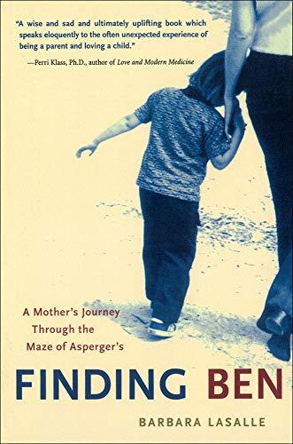 9780071431941: Finding Ben : A Mother's Journey Through the Maze of Asperger's