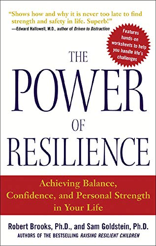 9780071431989: The Power of Resilience: Achieving Balance, Confidence, and Personal Strength in Your Life