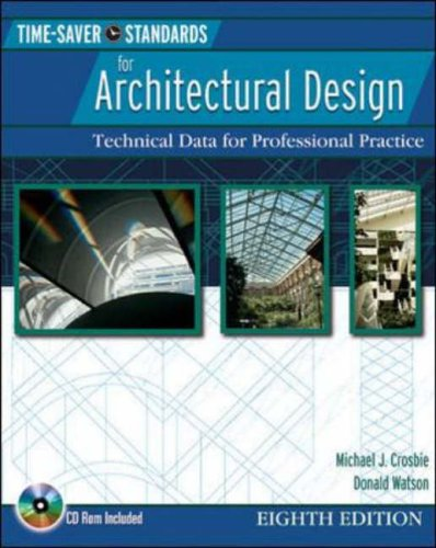 9780071432054: Time-Saver Standards for Architectural Design: Technical Data for Professional Practice (Time-Saver Standards for Architectural Design Data)