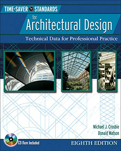 9780071432054: Time Saver Standards for Architectural Design : Technical Data for Professional Practice, 8th Ed.