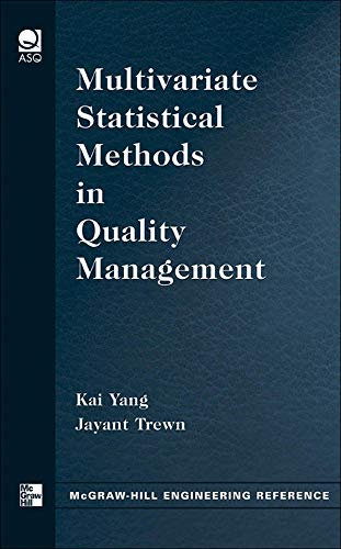 9780071432085: Multivariate Statistical Methods in Quality Management