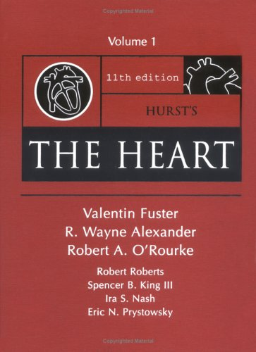 9780071432245: Hurst's the Heart, 11/e, Vol. 1