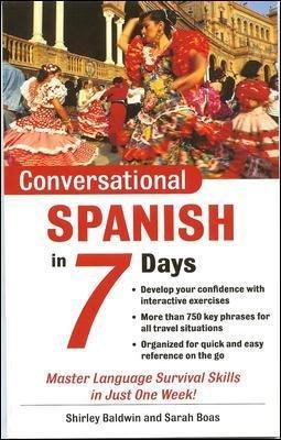 9780071432344: Conversational Spanish in 7 Days