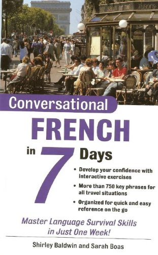 9780071432511: Conversational French in 7 Days