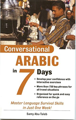 9780071432665: Conversational Arabic in 7 Days