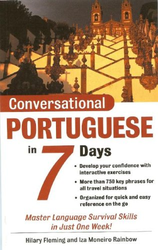9780071432719: Conversational Portuguese in 7 Days