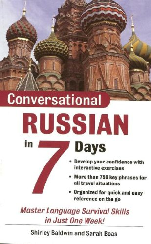 9780071432818: Conversational Russian in 7 Days