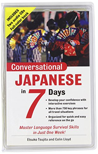 9780071432863: Conversational Japanese in 7 Days