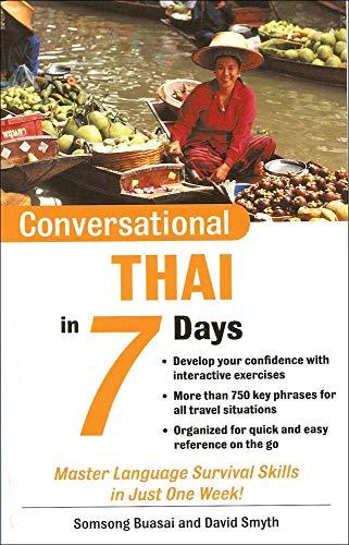 9780071432900: Conversational Thai in 7 Days (Conversational... in 7 Days)