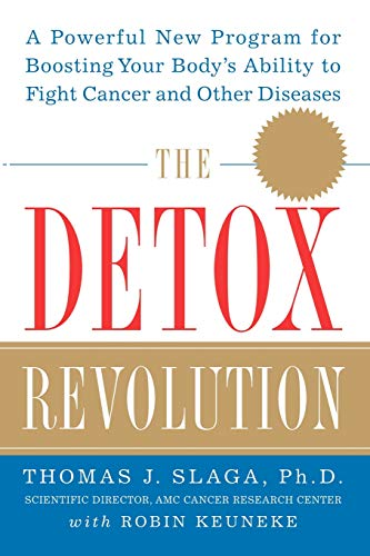 9780071433136: The Detox Revolution : A Powerful New Program for Boosting Your Body's Ability to Fight Cancer and Other Diseases