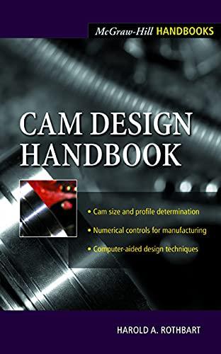 9780071433280: The CAM Design Handbook