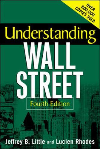 9780071433730: Understanding Wall Street