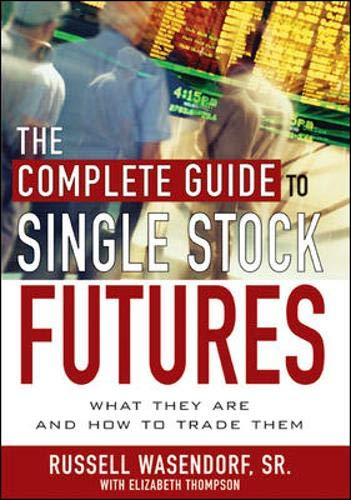9780071434133: The Complete Guide to Single Stock Futures