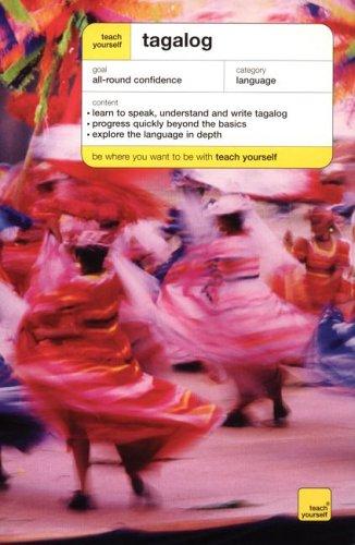 9780071434171: Teach Yourself Tagalog