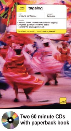 9780071434188: Teach Yourself Tagalog Complete Course Audiopackage