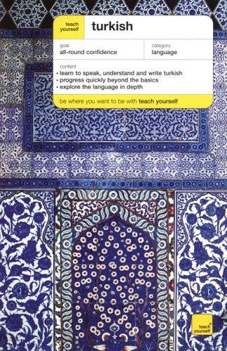 9780071434225: Teach Yourself Turkish